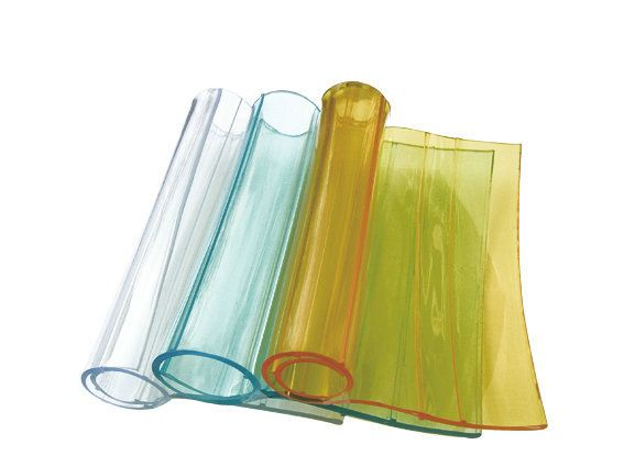 PVC彩色透明软板