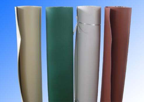 PVC防水卷材双层